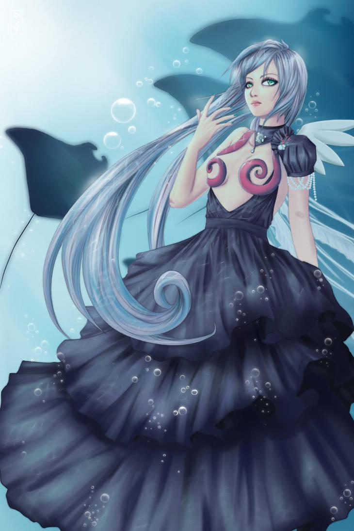 Under the Sea by deadeyes-star