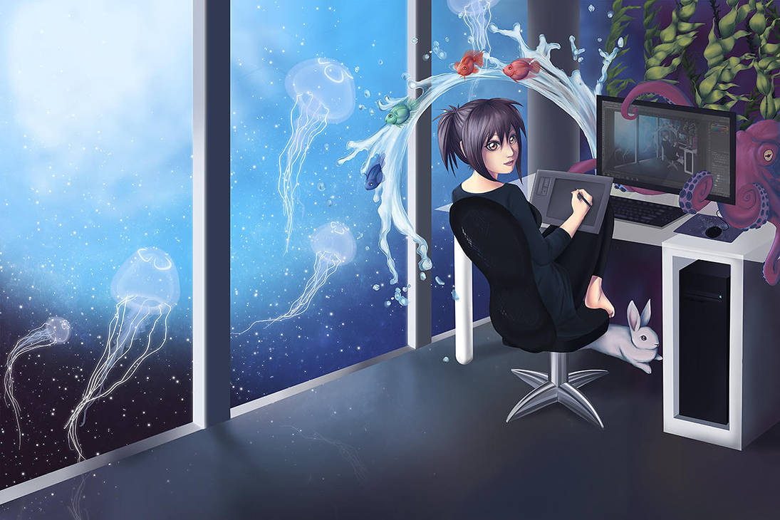 Make My World by deadeyes-star