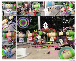 Katamari Party by deadeyes-star