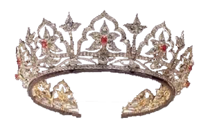 Diademe Rubis of Queen Mum by lolotte10