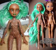 Cedar Dryad 05 by drkne