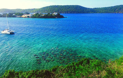 St Thomas Sugar Bay by LostKitten