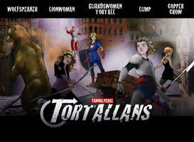 Tortallans Assemble by Kate-Kyrillion