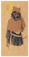 Captain Angua by Kate-Kyrillion