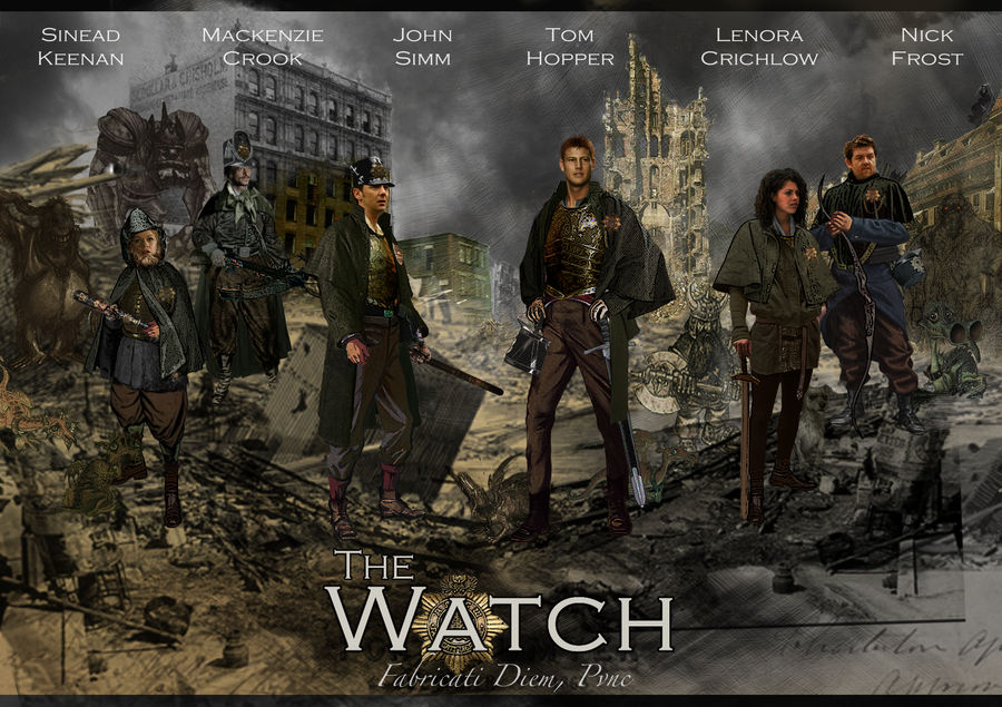 The Watch by Kate-Kyrillion