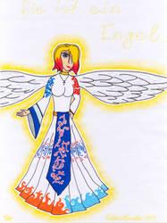 she is an angel by lukeNroll