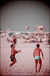 beach volleyball by sporto