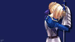 Arturia Pendragon (Fate/Stay Night) by DeSquishyFish