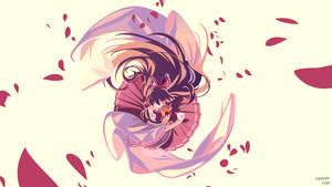 Hakurei Reimu (Touhou Project) by DeSquishyFish
