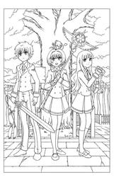 COM - Happy 20th Anniversary Cardcaptor Sakura by shoxxe