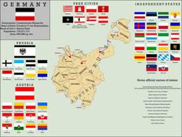 The German Empire, 2017 (Heil Dir im Siegerkranz) by ThePrussianRussian