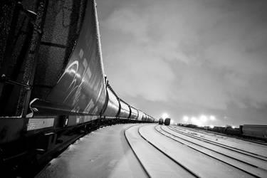 RailRoad I by Angeloss