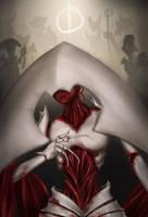 Elesh Norn - Grand Cenobite by Silverhyren