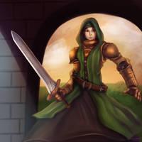 Meliadoul by Silverhyren