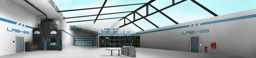 Laboratory 27 by selmiak