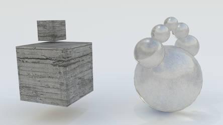 floaty stuff by selmiak