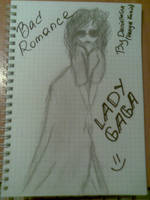 Lady Gaga Winx Style by DanielWinx
