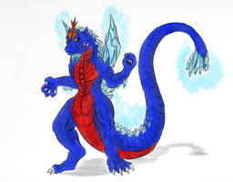GTTLO: Space Godzilla by AkityMH