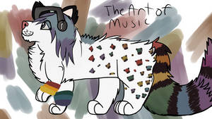 The Art of Music (DTA Entry) by AnimalLover670