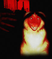 SMILE DOG by Neutron-Quasar