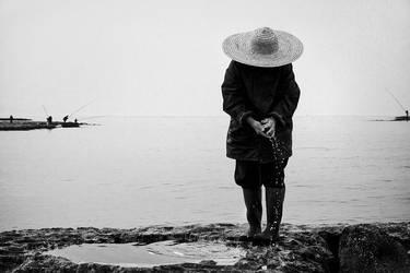 Byblos fishermen by cedrus