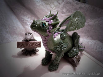 Green Dragon by thiefoftime