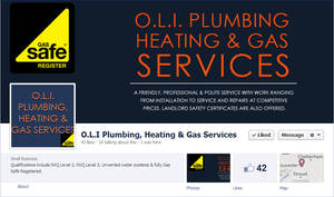 OLI Plumbing, Heating and Gas Services by mmmbisto