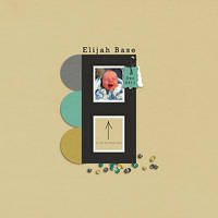 Welcome Elijah by mmmbisto