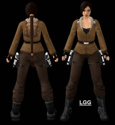 NG Autumn-Adventure Outfit by LGG-PRODUCTION