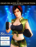 DOA Pose Collection (Phenomenal Edition) by IKeelYou457