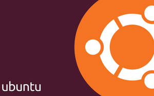 Ubuntu Wallpaper with Name by richardfrk