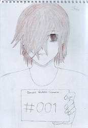 Character for possible manga series 01 by Aectre