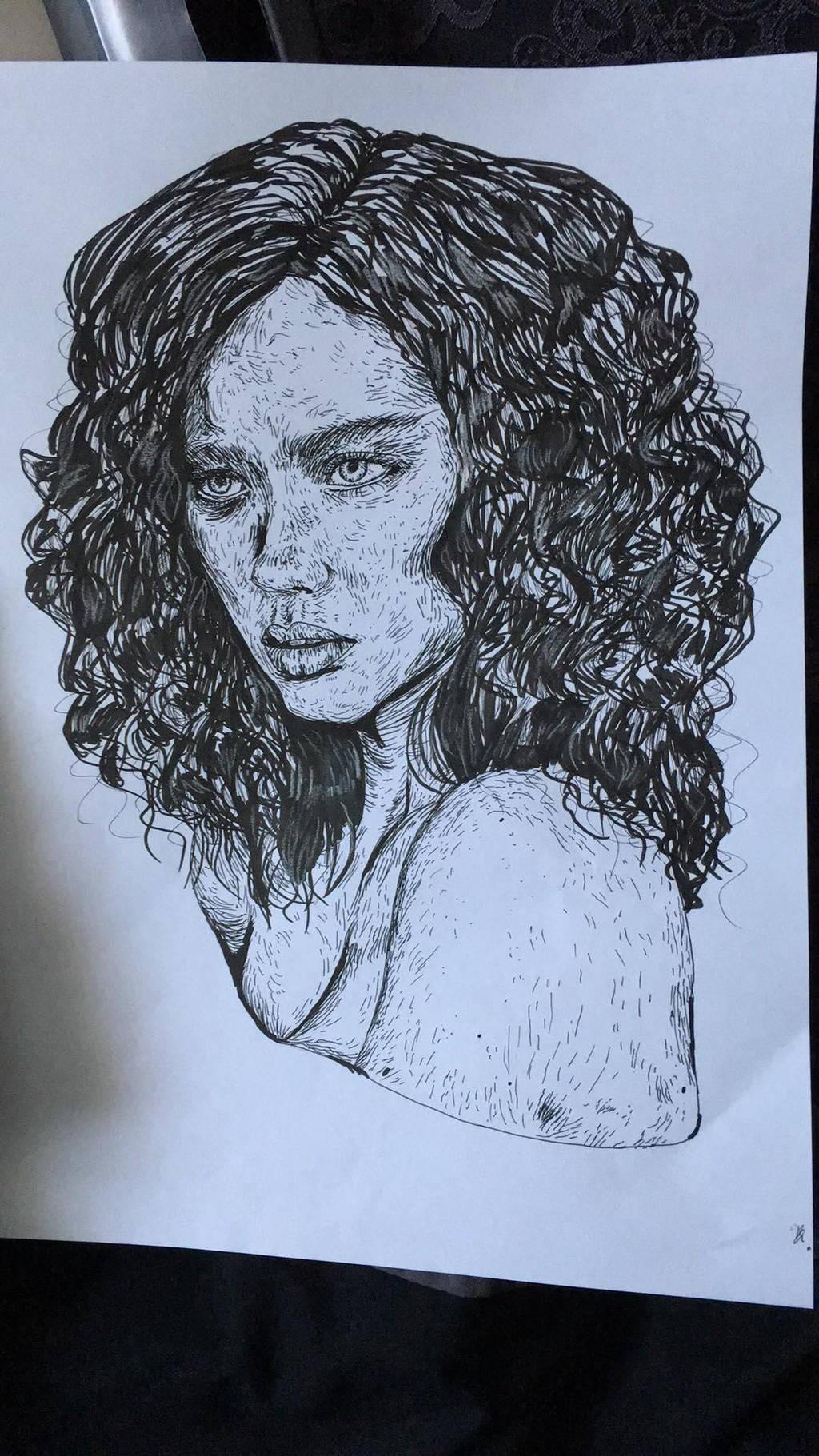 Portrait by nihtgield