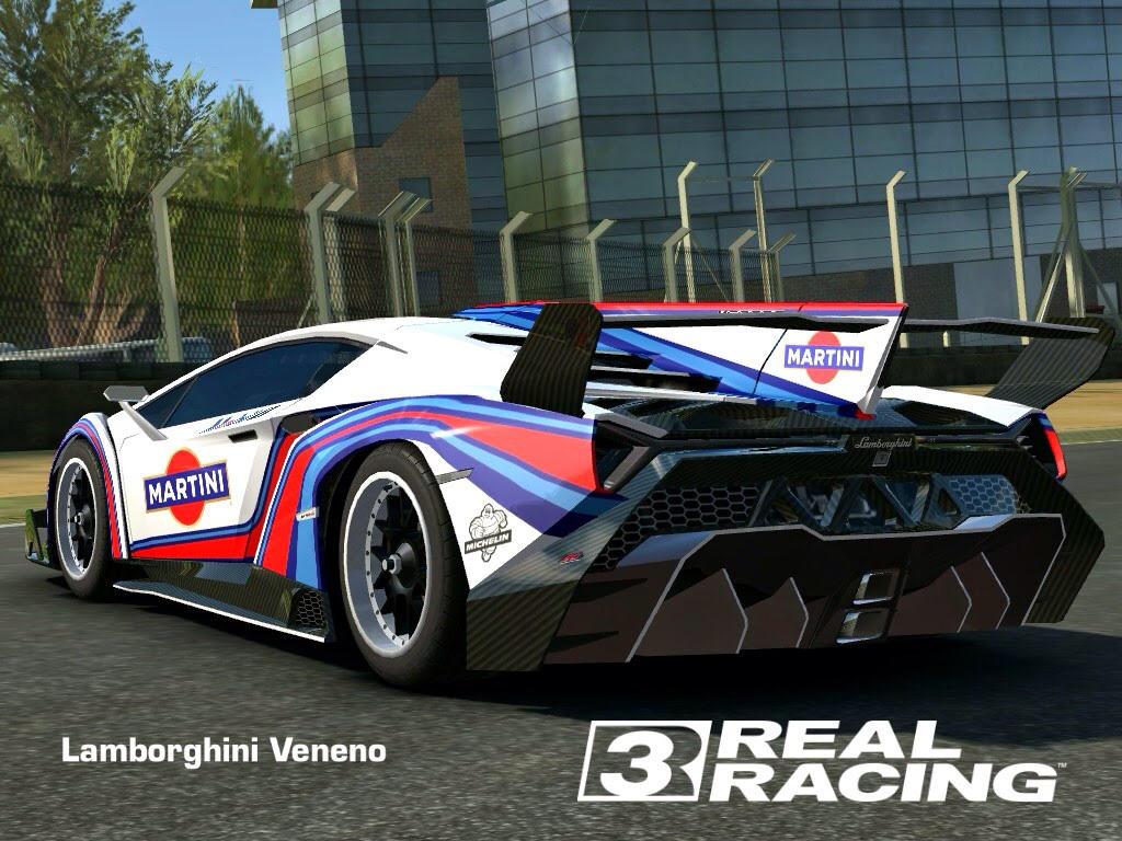 rr3:martini racing lamborghini veneno(updated)zapzzable100 on