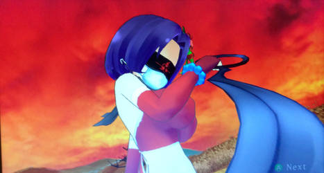RIN VS Daidoji by Zapzzable100