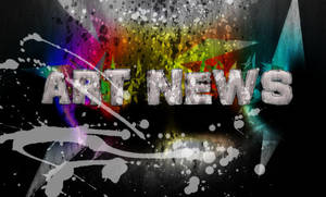 Art News Logo by TylersArtShack