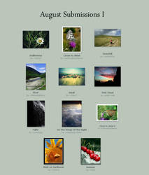 August submissions 1 by Ro-nature