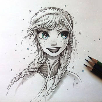 Anna by natalico