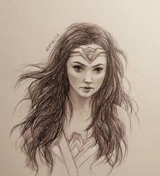 Wonder Woman by natalico