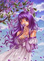 +Princess Violette+ by choco89