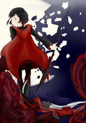 Red Like Roses by P4nda-Ch4n