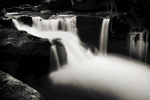 Irish Views, Waterfall by Ssquared-Photography