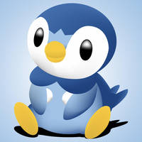 Piplup by acer-v