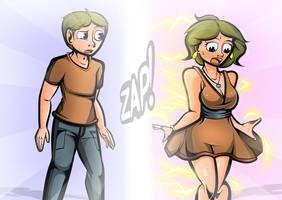Gender Bender reward 24 by TGedNathan