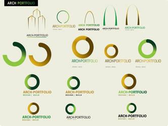 Arch Portfolio by Encre8