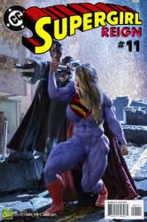 Supergirl Season X (Versus Reign) by MRCALIBAN