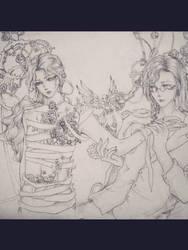KunZoi's Happy New Year by DarkKingsLove