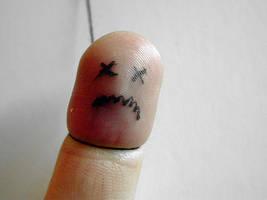Dead Finger by bayat