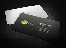 Simple and Stylish Business Card by 24beyond
