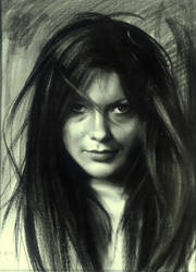 Volto di donna by InTheNameOfArt